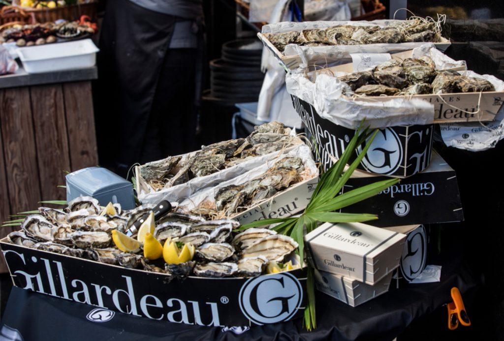 Maison Gillardeau - Huitres Gillardeau / Gillardeau oysters
