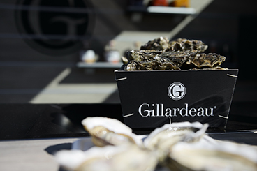 Maison Gillardeau - food truck Gillardeau La Marcelle