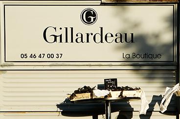 Maison Gillardeau - la Boutique Gillardeau