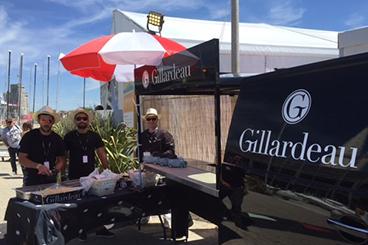 Maison Gillardeau - food truck Gillardeau La Marcelle - services provided by La Marcelle