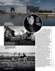 Maison Gillardeau - Maison Gillardeau dans Falstaff Magazine