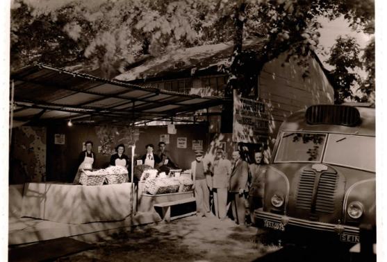 Maison Gillardeau - La Marcelle - Photo d'archive de Marcelle Gillardeau