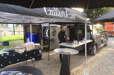 Maison Gillardeau - Food truck Gillardeau, La Marcelle